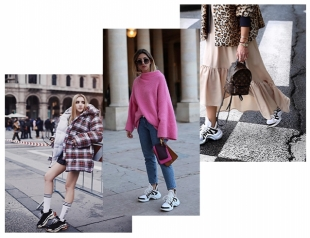 """Ugly Fashion: как выбирать и как сочетать модные """"некрасивые"""" кроссовки"""