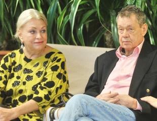 У Николая Караченцова последняя стадия рака: жена сражается за жизнь артиста
