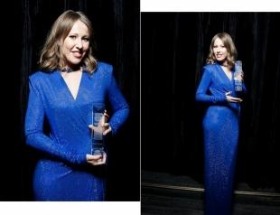 Ксения Собчак — самая стильная женщина России по версии HELLO!