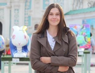 Татьяна Шелудченко о Фестивале Писанок, любимых зайцах и облике Киева