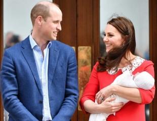 Астролог предсказала будущее новорожденного сына Кейт Миддлтон и принца Уильяма
