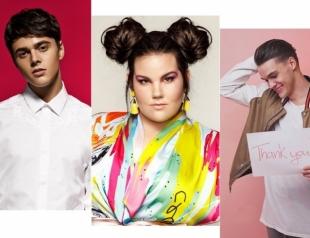 Евровидение 2018: участники первого полуфинала