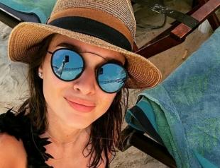 """Ксения Бородина показала """"вторую семью"""" на отдыхе в Дубае (ФОТО)"""