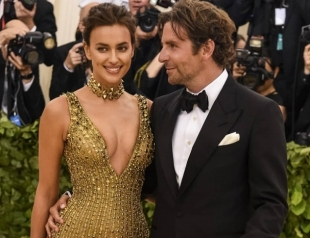 Пара вечера: Ирина Шейк и Брэдли Купер посетили Met Gala 2018 (ФОТО)