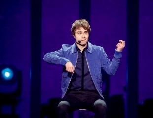 Попытка №2: как Александр Рыбак выступил на Евровидении-2018 (ВИДЕО)
