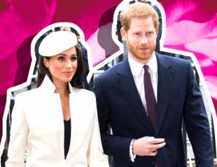 Свадьба Меган Маркл и принца Гарри: онлайн-трансляция церемонии