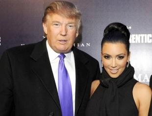 Ким Кардашьян встретилась с Дональдом Трампом (ФОТО)
