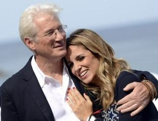 """""""Невозможно хотеть большего"""": Ричард Гир рассказал о чувствах к молодой жене"""