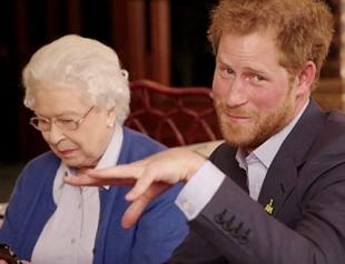 Королева Елизавета II заставила Гарри подписать брачный контракт