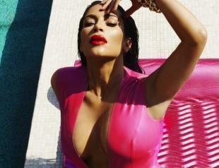 Ким Кардашьян заявила, что не чувствует себя звездой