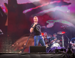 Концерт Олега Винника на Atlas Weekend посмотрело более 150 тысяч человек