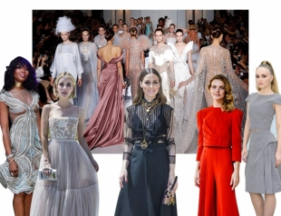 Неделя моды в Париже: уроки стиля от звездных гостей