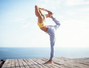 Занимаемся и дышим: где в Киеве практиковать йогу на открытом воздухе