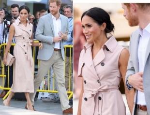 Меган Маркл и принц Гарри пришли на выставку в Лондоне (ФОТО+ВИДЕО)