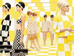Шах и мат: как настольная игра стала модным вдохновением