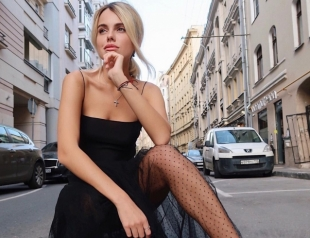 Даша Клюкина показала свою молодую маму