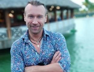 Как Олег Винник отметил 45-летие