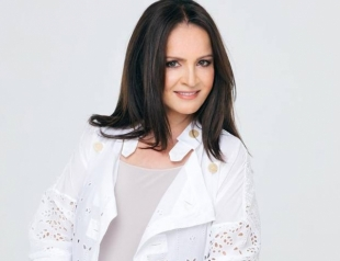 София Ротару впечатлила стильным образом в день рождения (ФОТО)