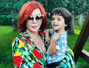 Ирина Билык провела время в компании экс-мужа Дмитрия Коляденко