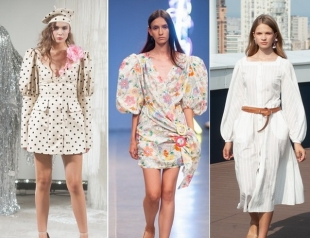 Ukrainian Fashion Week сезон весна-лето 2019: коллекции Poustovit, Nadya Dzyak и Marianna Senchina