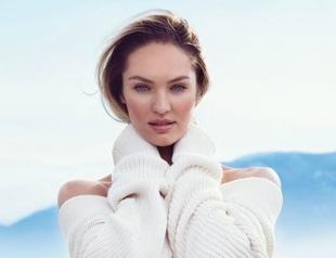 Кэндис Свейнпол оголилась ради новой фотосессии спустя два месяца после родов (ФОТО)