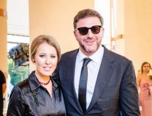 Ксения Собчак трогательно поздравила мужа с днем рождения (ФОТО)
