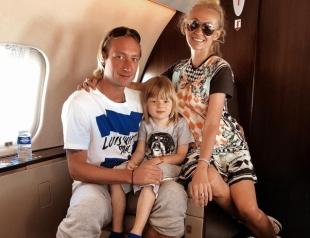 Сын Яны Рудковской попал в список самых красивых детей мира