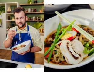 """Как приготовить культовый японский суп """"Рамэн"""", заплатив меньше 100 гривен: рецепт Алексея Душки"""