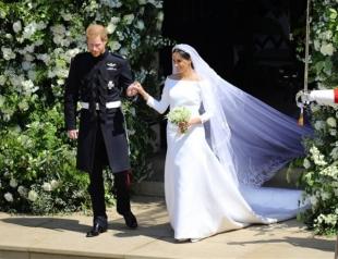 Какой подарок Меган Маркл преподнесла принцу Гарри в день свадьбы?