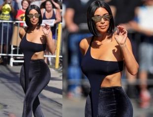 Ким Кардашьян пришлось извиниться за свое экстремальное похудение