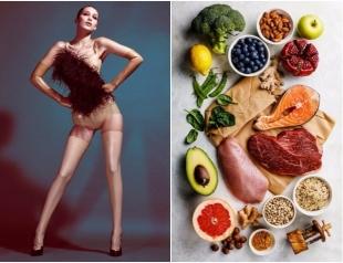 Фигура, как у модели: диетолог Беллы Хадид рассказал о питании манекенщиц