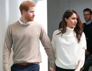 """Принц Гарри и Меган Маркл представили флаг """"Игр непокоренных"""": новое фото пары"""