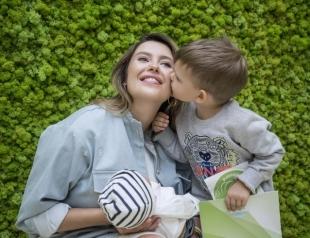 Катя Павлюченко рассказала, как подготовила старшего сына к пополнению в семье (ЭКСКЛЮЗИВ)