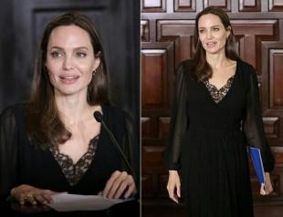 В сети обсуждают элегантный наряд Анджелины Джоли для благотворительной встречи в Перу (ГОЛОСОВАНИЕ)