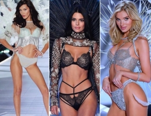 Лучшие образы на шоу Victoria's Secret: Кендалл Дженнер, сестры Хадид, Адриана Лима и другие (ФОТО)