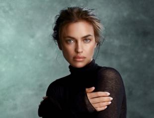 Ирина Шейк стала героиней необычной и яркой фотоессии для итальянского Vogue (ФОТО)