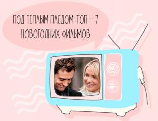 Под теплым пледом: ТОП-7 новогодних фильмов