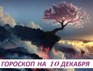 Гороскоп на 10 декабря: если поначалу ничего не происходит, то потом случается все сразу