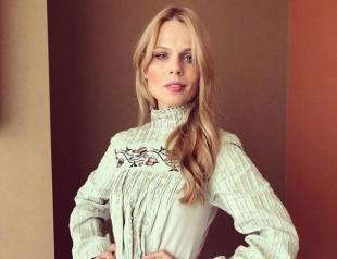Ольга Фреймут подверглась критике за домашний снимок в кофточке Chanel (ФОТО)