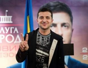Это официально: Владимир Зеленский идет в президенты! (ВИДЕО)