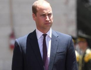 Принц Уильям посетил лондонскую больницу и рассказал о сыне Луи (ФОТО)
