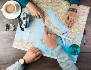 Travel-журнал: план путешествий на год