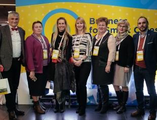 """""""Бізнес для Розумних Міст"""": в Україні вперше відбувся унікальний Міжнародний ЕКСПО-конгрес"""