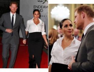 Меган Маркл и принц Гарри на премии Endeavour Fund Awards: новый выход герцогов Сассекских