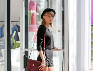 На сколько Тейлор Свифт застраховала свои красивые ножки?