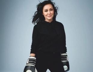 Шеннен Доэрти снялась в фотосессии для Health и рассказала о победе над раком (ФОТО)