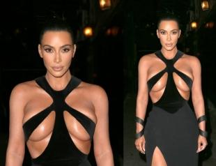 В Сети обсуждают супероткровенный образ Ким Кардашьян (ГОЛОСОВАНИЕ)
