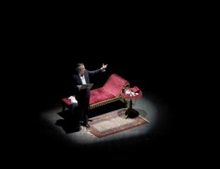"""""""В поисках Европы"""": в Киеве покажут выступление французского философа Бернара-Анри Леви"""