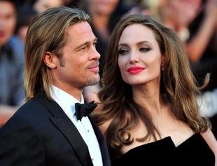 Брэд Питт и Анджелина Джоли официально развелись
