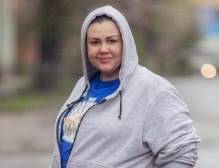 "Оперная певица Алена Гребенюк стала участницей проекта ""Зважені та щасливі"""